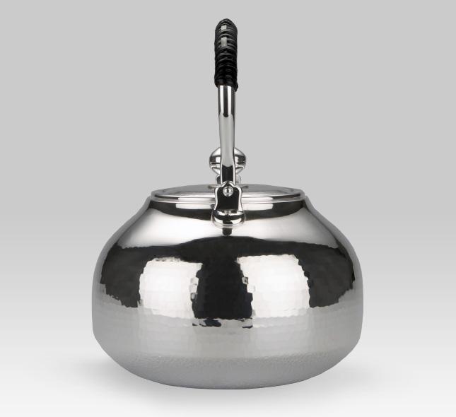 銀瓶 瓢型