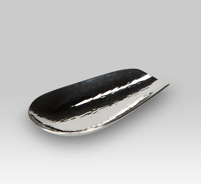 銀茶器 銀製茶蓑