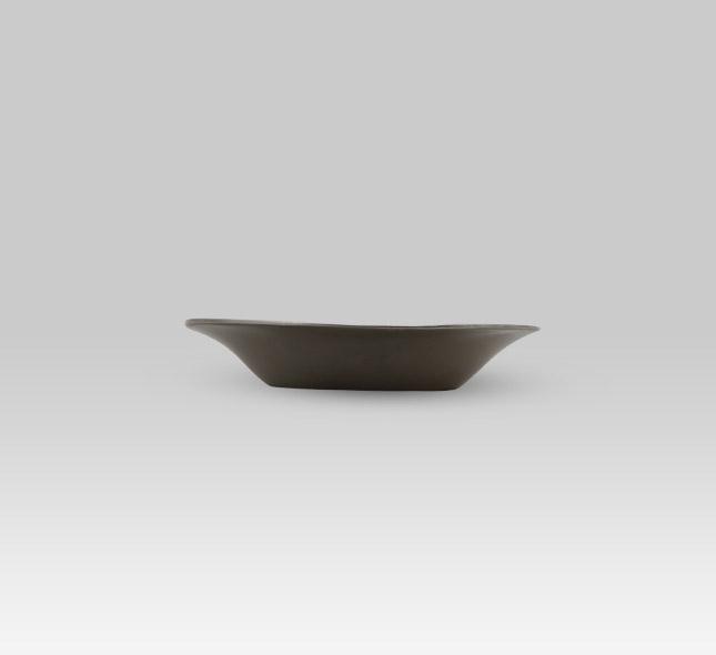 银茶托 菊花(5枚装)